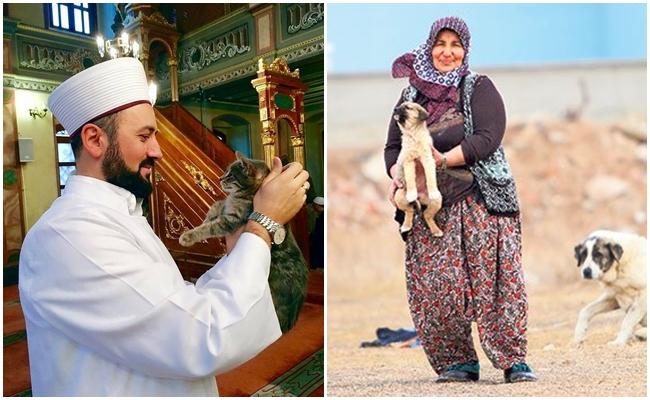 Bizi Türkiye'de Güzel Şeylerin de Olacağına İnandıran 16 Hayvansever