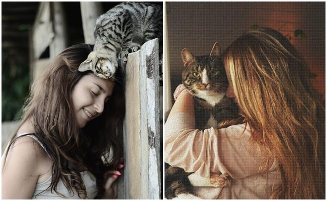Kedisever Kadınların Bir Başka Sevdiklerinin 14 Aşk Dolu Nedeni