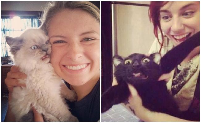 """İnsanlarla Takılmaktan Pek Haz Etmeyen 13 """"Kedici"""" Kedi"""