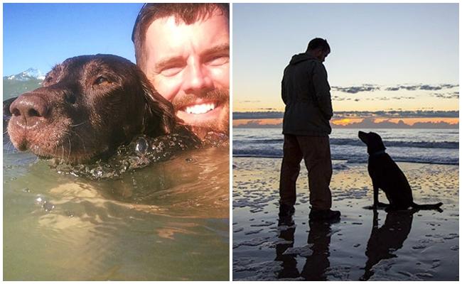 Köpeği Kanserdi, 3 Ay Ömrü Kalmıştı, Onu İnanılmaz Bir Yolculuğa Çıkardı Ve…