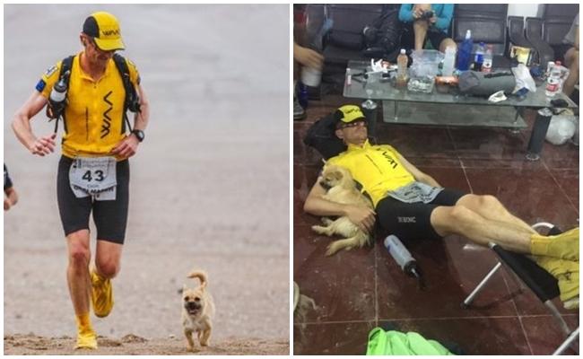 250 Km'lik Çöl Maratonu, Kaçak Bir Köpek ve Gözleri Dolduracak Sürpriz Finiş