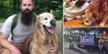 """3 Ay Ömrü Olan Köpeğine """"Ölmeden Önce Yapılacaklar Listesi"""" Hazırlayan Koca Yürekli Adam"""